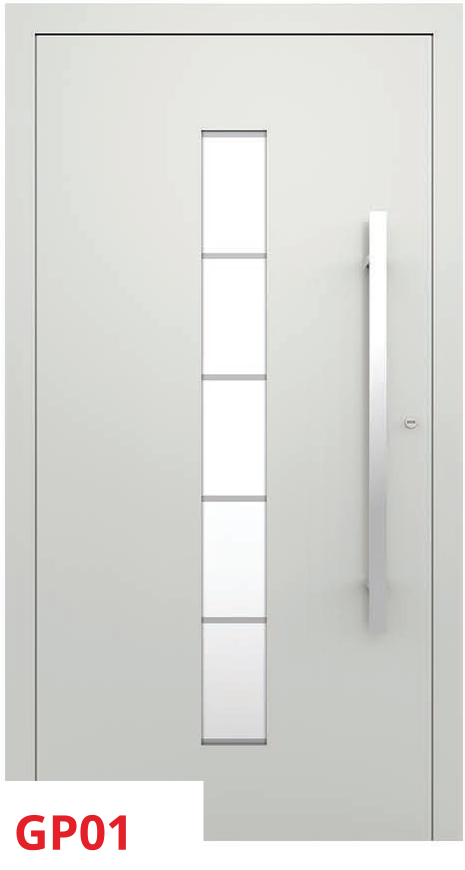 midos panel door white