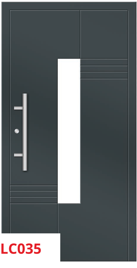 midos panel door dark 035