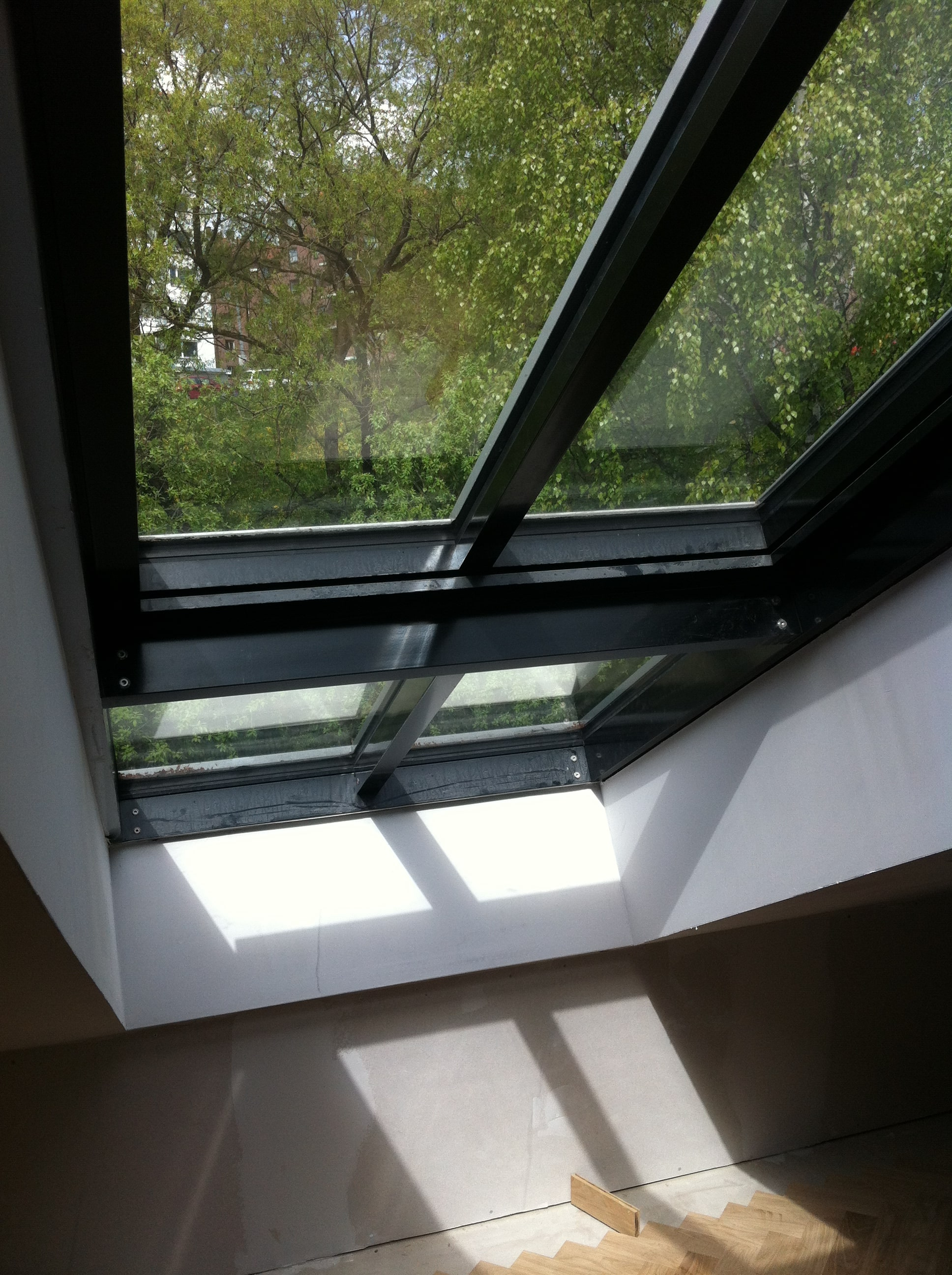 midos rooflights house
