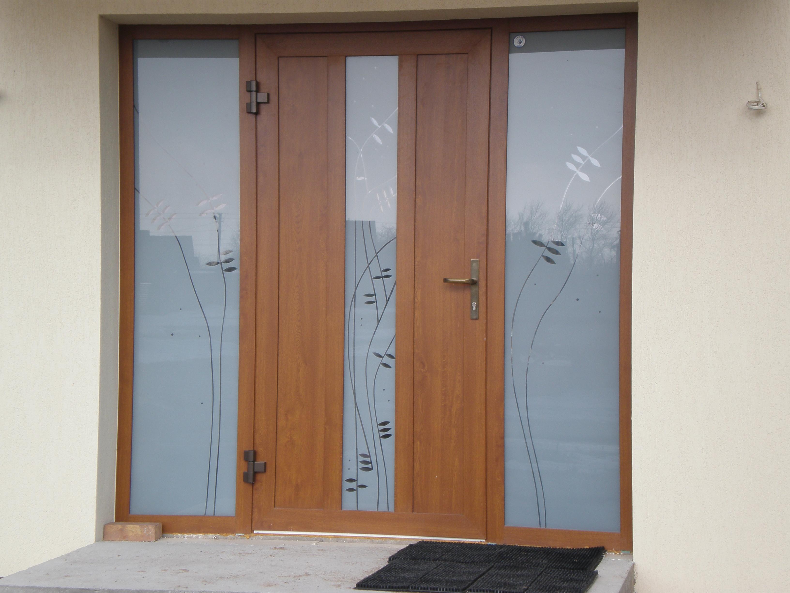 midos doors brown