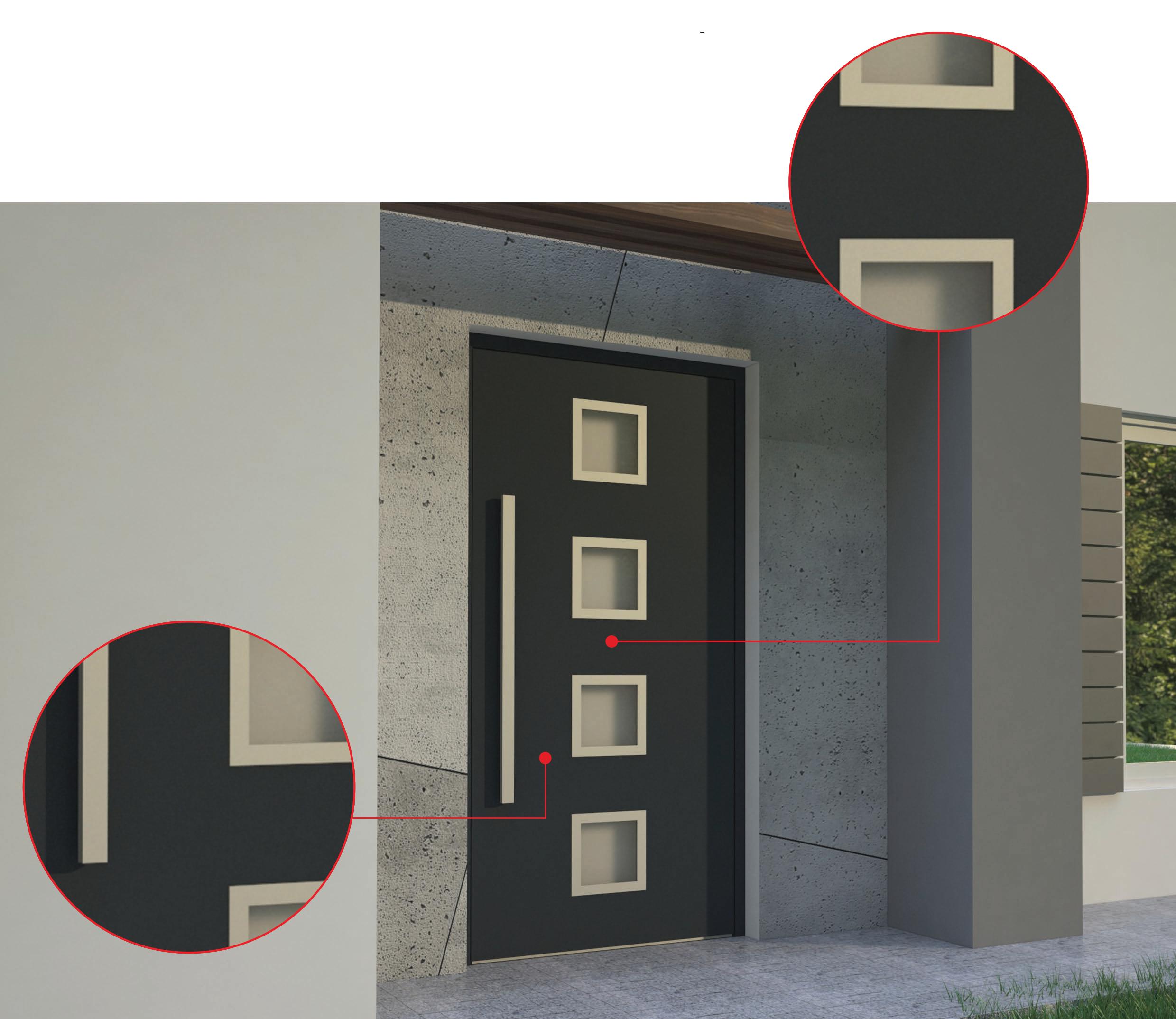 Panel door-2