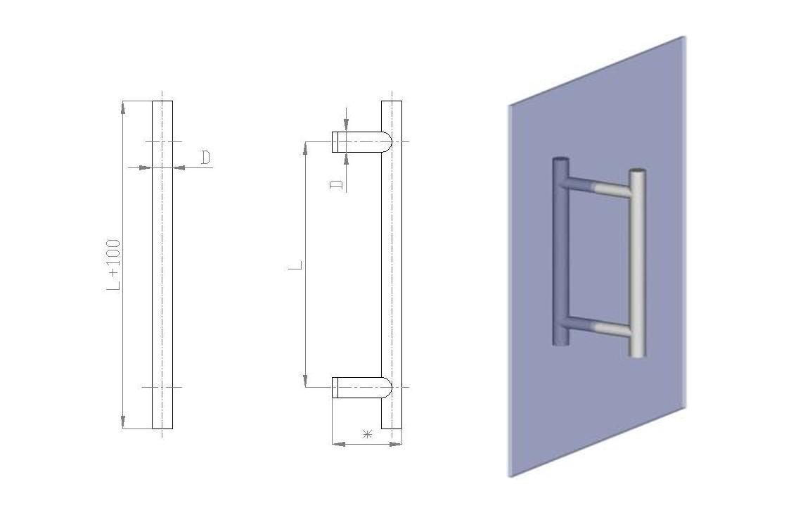 upvc doors heandle scheme1