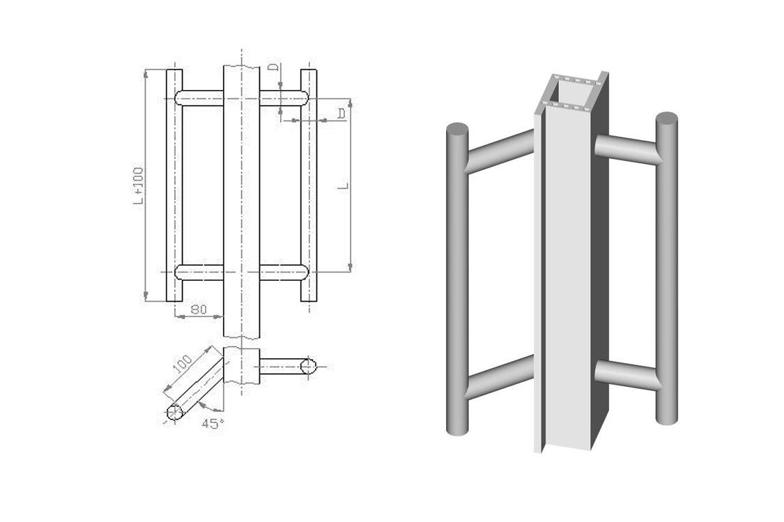 upvc doors heandle scheme101
