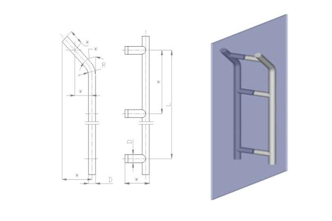 upvc doors heandle scheme6