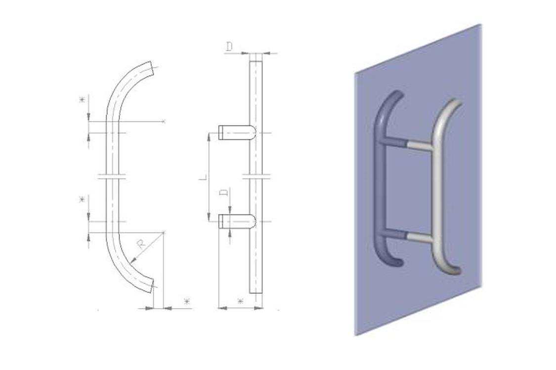 upvc doors heandle scheme7